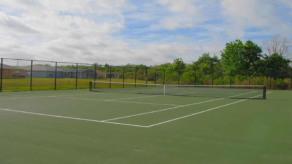 Palm Park Tennis Court - 5 Mins Stroll Away!